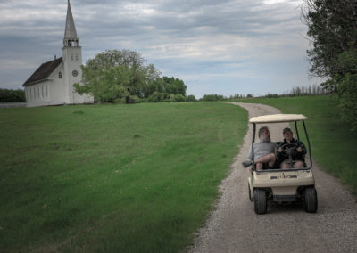 On Being Back to Batoche